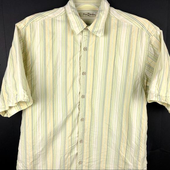 4a8f3add Tommy Bahama Shirts | Hawaiian Shirt Silk Cotton Mens Large | Poshmark